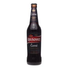 Пиво Krusovice, світле, темне, ППБ, 0,5л