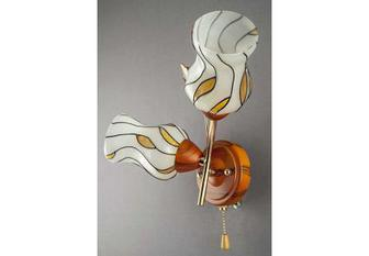 Бра Light House SL-12451,2W WD FG BN золото