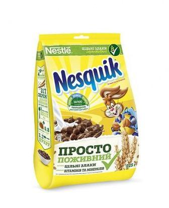 Готовые завтраки Nestle Несквик, 225 г