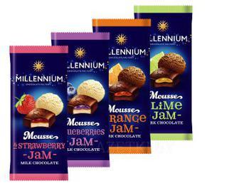 Шоколад мусовий Millennium 135