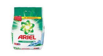 Скидка 35% ▷ Порошок пральний автомат Гірське джерело, ARIEL, 4,5кг