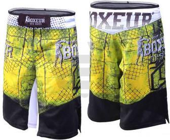 Шорти Boxeur BXT-1624 р. M жовтий