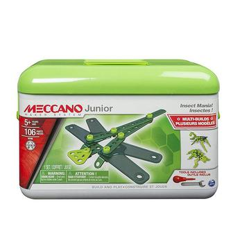 Конструктор Insect Meccano Junior 106 деталей (6027021/1)