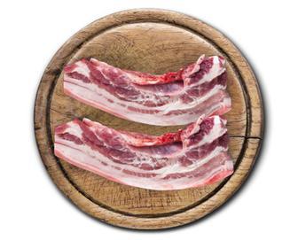 Скидка 25% ▷ Свинина, грудинка, охолоджена, кг