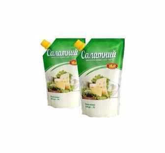 Майонезний соус салатний 30% Чугуїв Продукт 360 г