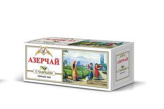 Чай чорний з чебрецем Azercay 25 ф/п ×2 г