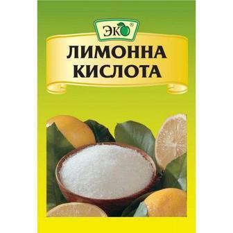 Приправа кислота лимонная Эко 25г