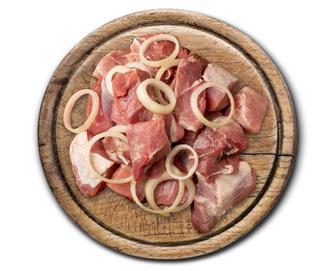 Свинячий шашлик по-селянськи, кг