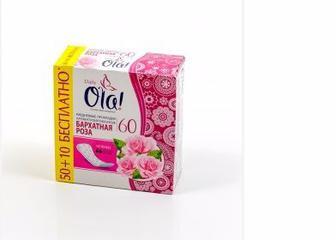 Ежедневные прокладки Ola, ароматизированные