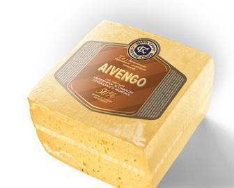 Сир Айвенго 45% зі смаком пряженого молока Клуб сиру кг
