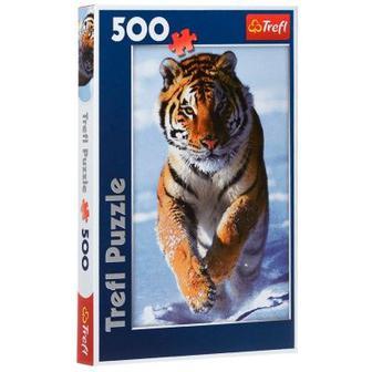 Пазл Снежный тигр Trefl (37009)