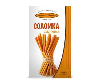 Соломка «Київхліб» солодка 200 г