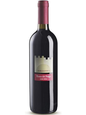 Вино Боргоантико Россо дель Борго / Borgoantico Rosso del Borgo Cesari кр п/слад 0.75л