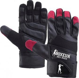 Рукавички тренувальні Boxeur BXT-5214 р. M чорний