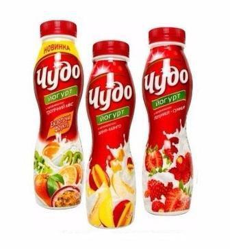Йогурт Чудо 540г
