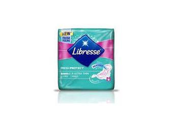 Прокладки для критических дней Libresse ultra thin long soft, 8шт