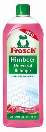 Засіб для чищення Frosch Малина 0.75 л