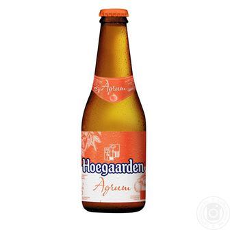 Пиво світле Radler Agrum Hoegaarden 0,25 л