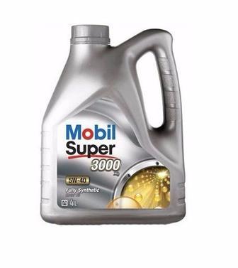Масло Mobil Synt S 5W-40 Синтетика 4л