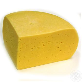 Сир твердий Російський 50% Вершковий Рай кг