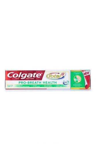 Зубная паста Colgate Тотал 12 Здоровое Дыхание 75 мл