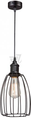 Підвіс Vitaluce 1x60 Вт E27 чорний V4175-1/1S