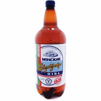 Пиво Міцне Жигулівське 1,5л