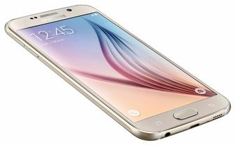 Смартфон Samsung Galaxy S6 Duos 32GB G920F Gold