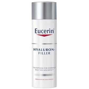 Крем Eucerin Hyaluron-Filler против морщин для нормальной и комбинированной кожи дневной 50 мл