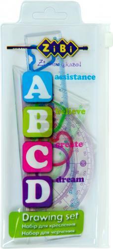 Набір для креслення ABCD ZiBi