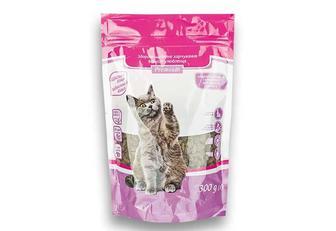Корм сухий, для котів, з рибою Premium 300 г
