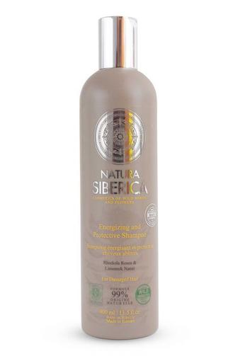 Шампунь NATURA SIBERICA для волос Защита и Энергия 400мл