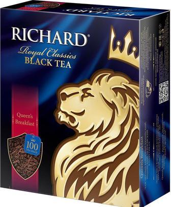 Чай Hічард Листовий 80г