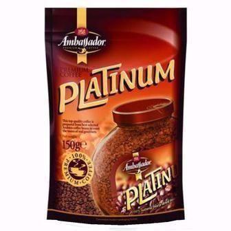 Кава розчинна Платiнум  Амбасадор 60 г