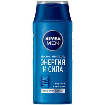 Шампунь Nivea Men для чоловіків Енергія і сила 250мл