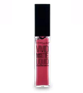 Блиск для губ Maybelline Color Sensational Vivid Matte з матовим ефектом