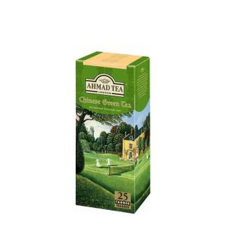 Чай Ахмад Китайський зелений 25 пак Classic Black Tea 25пак