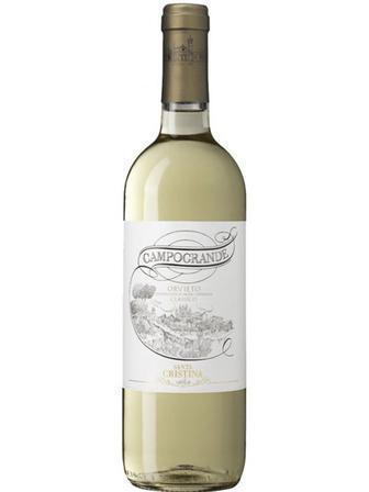 Вино Orvieto Campogrande, Antinori, бел., сух., 12.5%, 0.75л