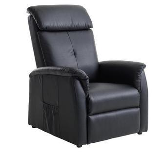 Крісло масажне GJERDRUM чорний
