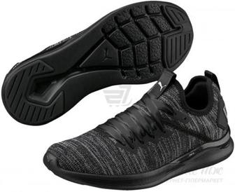 Кросівки Puma IGNITEFlashevoKNITSEPWn 19095901 р.6,5 чорний