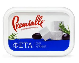 Сир Premialle «Фета» 45% жиру, 250г