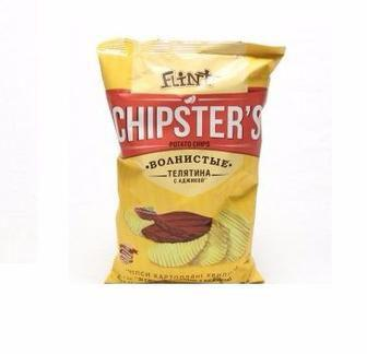 Чіпси Flint Chipsters 70г