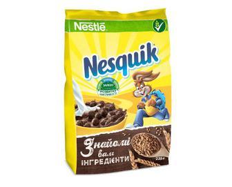 Сніданок готовий Nesquik шоколадний, 225г