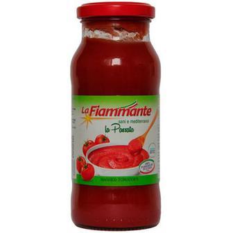Томати La Fiammante подрібнені 680г
