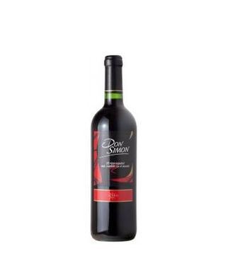 Вино Бланко біле сухе, Росадо рожеве сухе, Тінто червоне сухе Дон Сімон 0,75 л