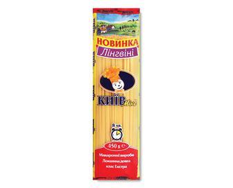 Вироби макаронні «Київ Мікс» «Лінгвіні» 450г