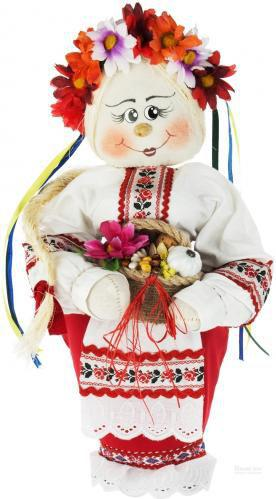 Лялька інтер'єрна Українка Галя 51166491