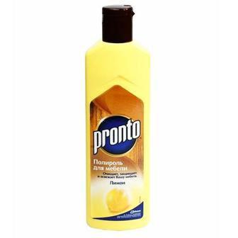 Полироль для мебели Pronto Лимон 300 мл