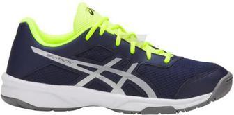 Кросівки Asics GEL-TACTIC C733Y-400 р.2,5 темно-синій