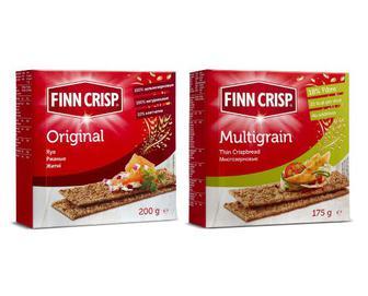 Сухарики Finn Crips Original житні/Multigrain мультизернові, 200/175 г